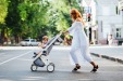 The Best Baby Strollers With An Easy One-Hand Fold